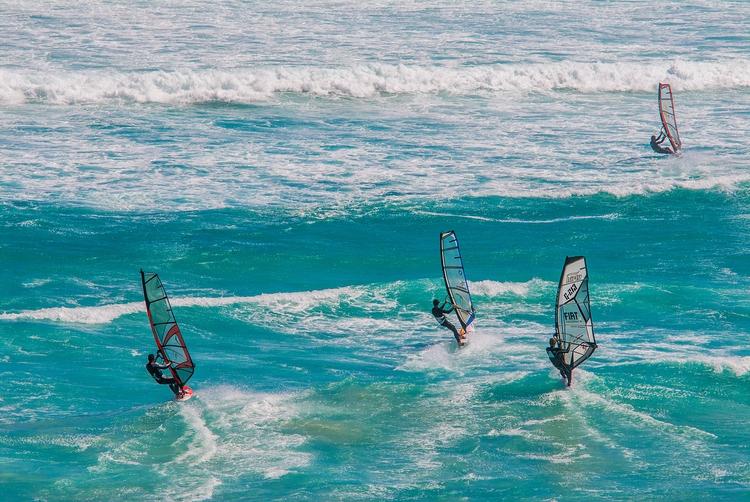 happy sails - SouthAfrica, surf - christofkessemeier | ello