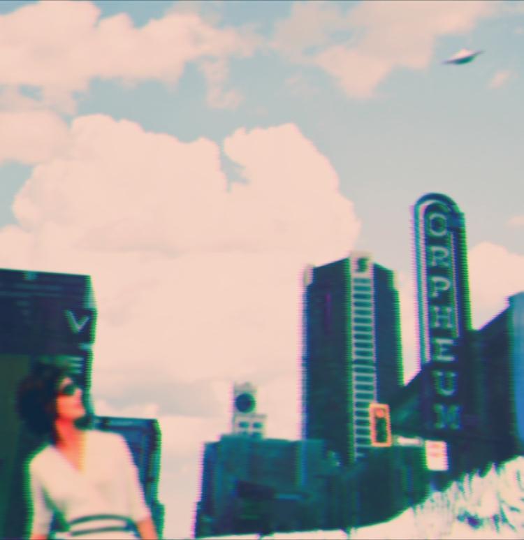 - Vancouver (glitch) Kalamarz - art - jkalamarz | ello