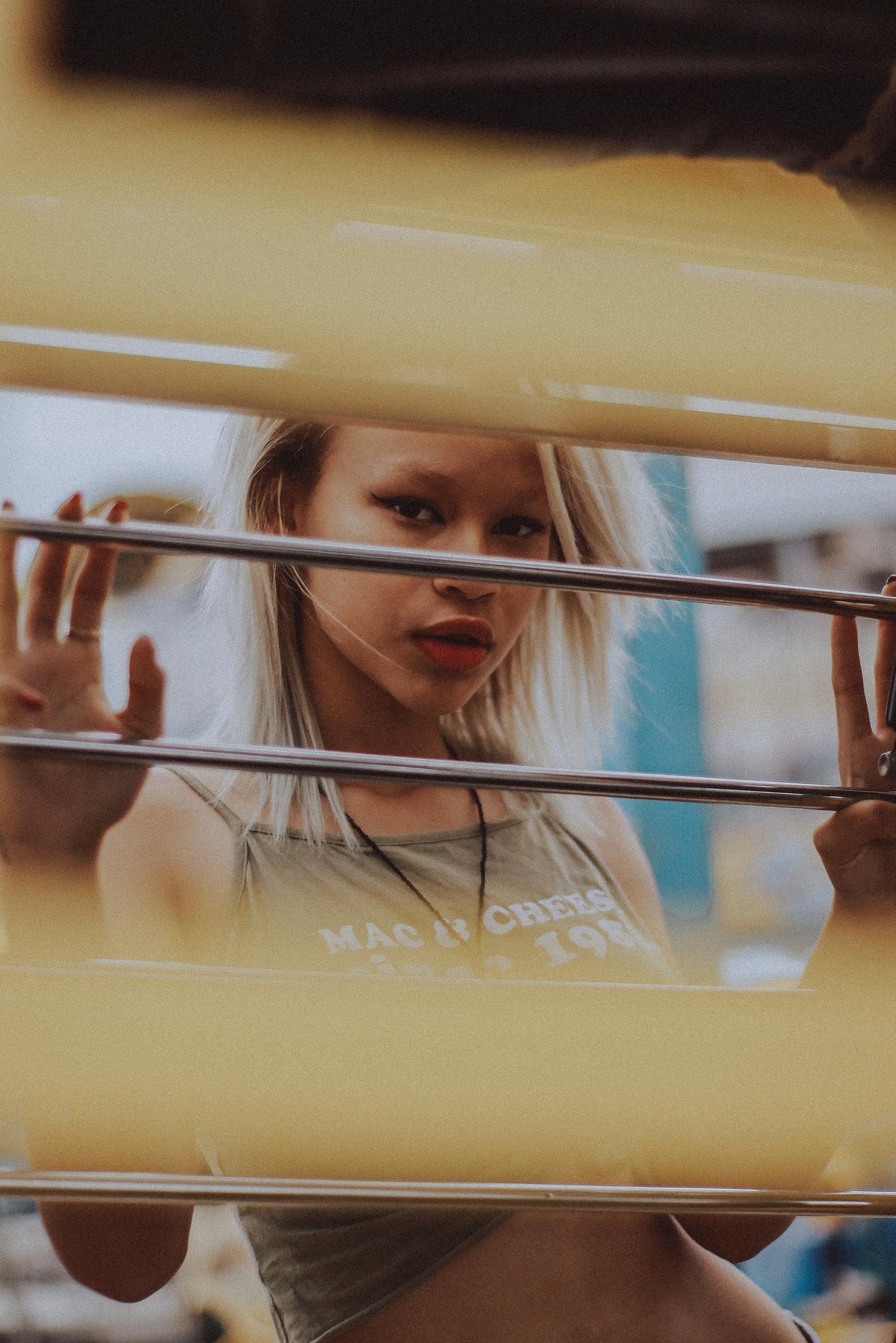 Talk lightroomedit - street,, woman, - caiqueportraits | ello