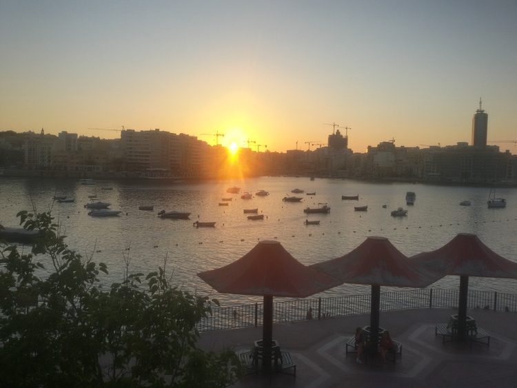 Malta sunset.... pictures - cosmicus | ello