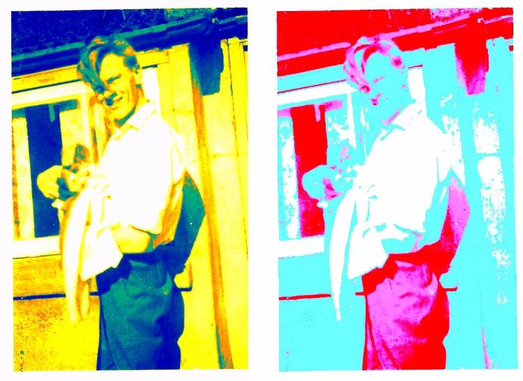 TIED GRIEF - artphotography, artpoetry - johnhopper | ello