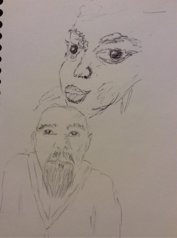 pencil pen doodle - opakoschei | ello