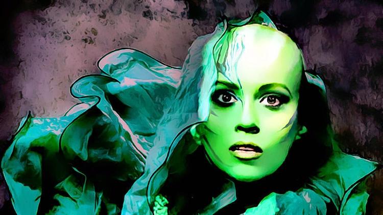 Green Morphing. Film: Page - drakre52   ello
