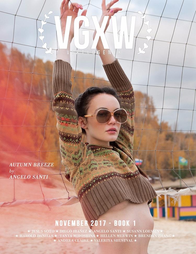 VGXW Magazine – November 2017 B - virtuogenix | ello