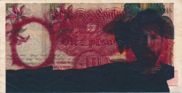 bills - 6, laser, print, 108printedbillsseries - josephsohn | ello