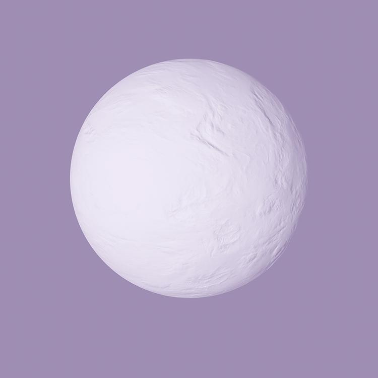 moon material - 3dart, art, render - ittysawa | ello