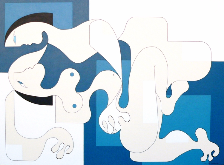 Passion website: work presents  - hildegardehandsaeme | ello