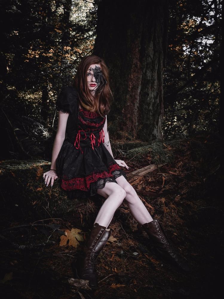 portrait, photography, Halloween - darkenergyphotography | ello