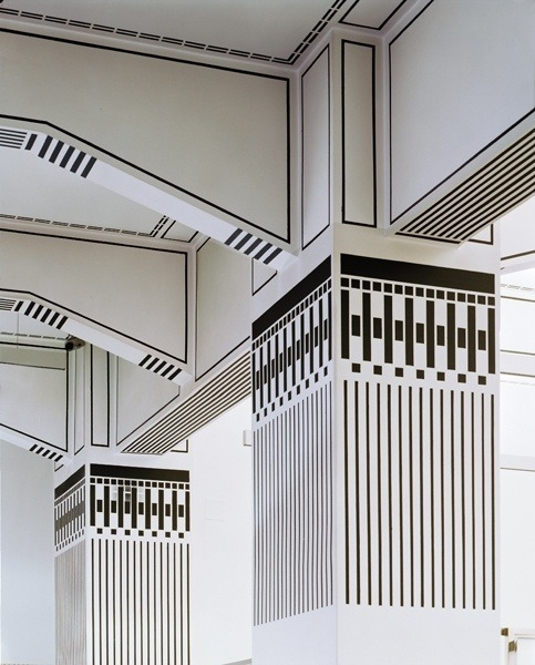 Otto Wagner, detail, Post Offic - arthurboehm | ello
