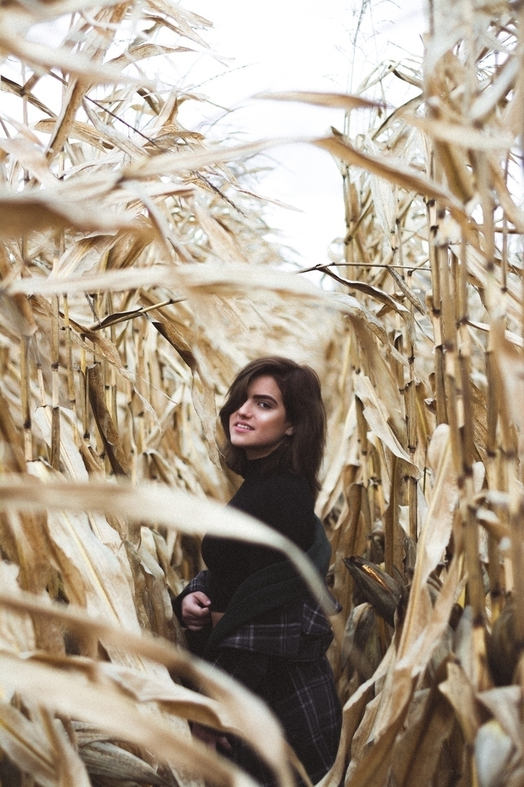 Follow find - corny, corn, photoshoot - melinalovexo | ello