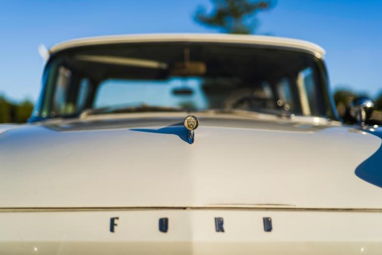 Creamy White Ford. Portfolio Bl - nickdelrosario | ello
