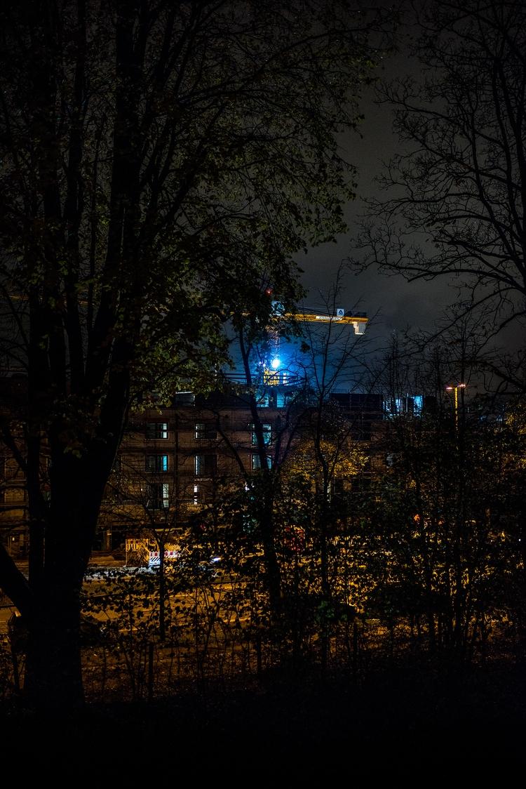 night shift - Munich - christofkessemeier | ello