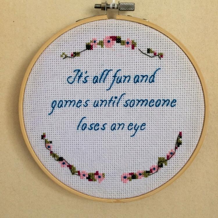 Saskia Takens Milne - embroidery - saskiatakensmilne | ello