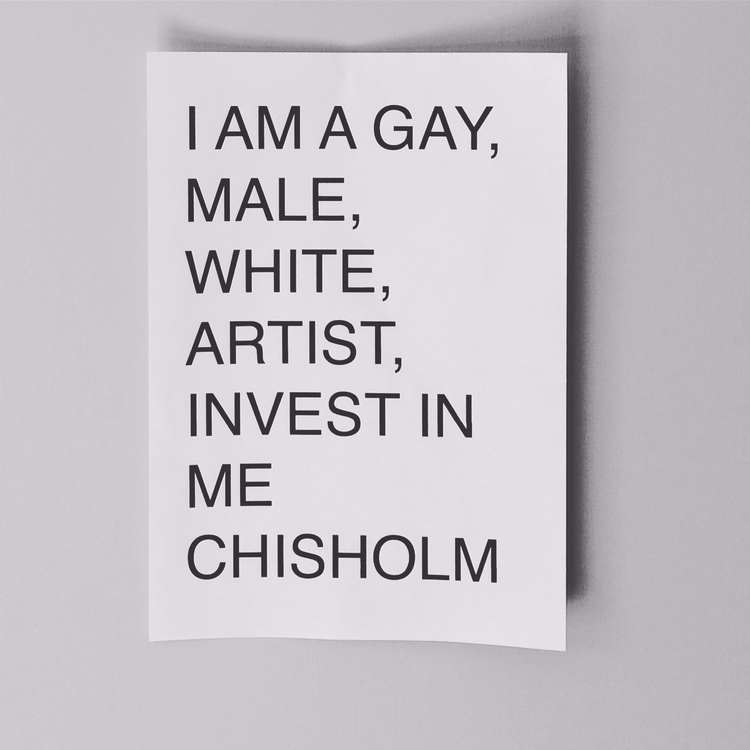stereotypes, gay, white, male - mrpauldavidchisholm | ello