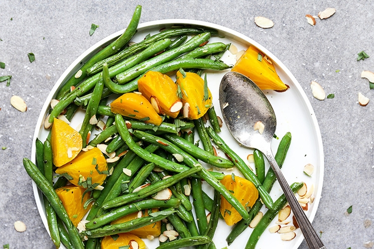 Green Beans Golden Beets Tarrag - floatingkitchen | ello