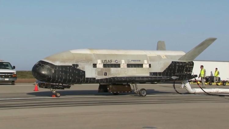 Guerra Espacial: Cómo el Pentág - codigooculto | ello