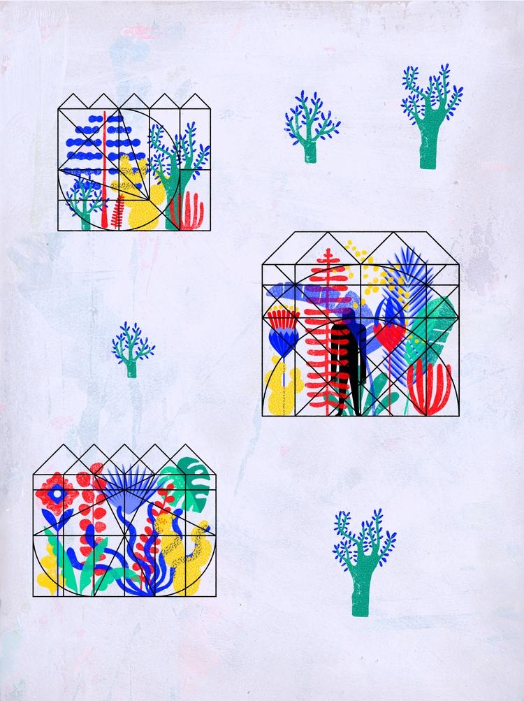 berlin based graphic designer,  - juliaschwarzillustration | ello