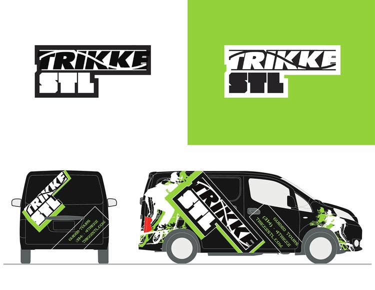 Branding vehicle wrap concepts  - jamesowendesign | ello