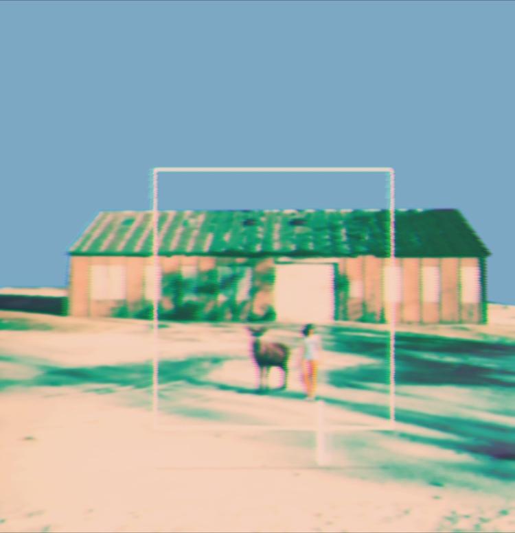 Outpost (glitch) Saturday Night - jkalamarz | ello