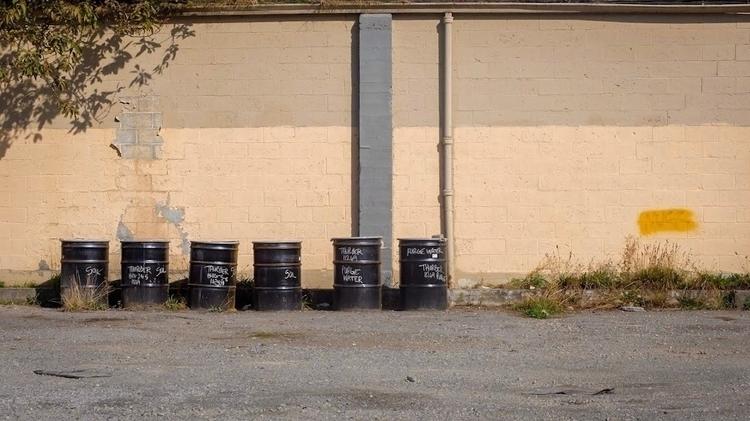 Purge water barrels, Westminste - tombrydon | ello