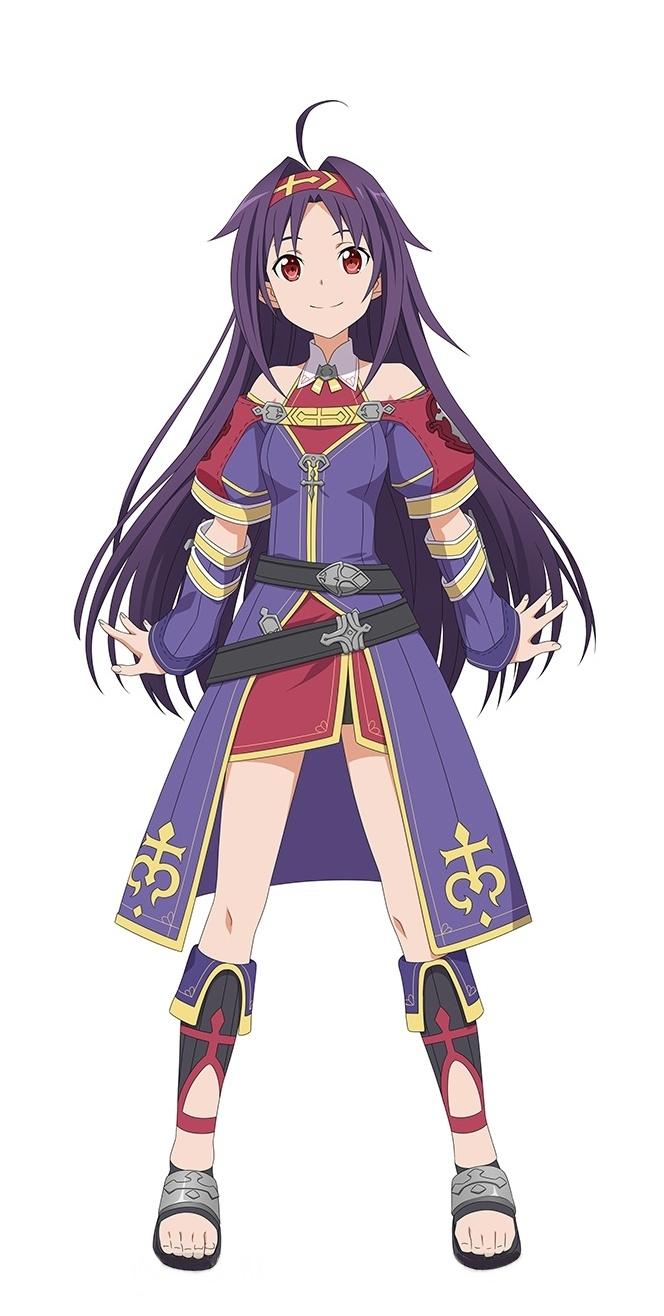 Yuki Sword Art Online series (K - shingos | ello
