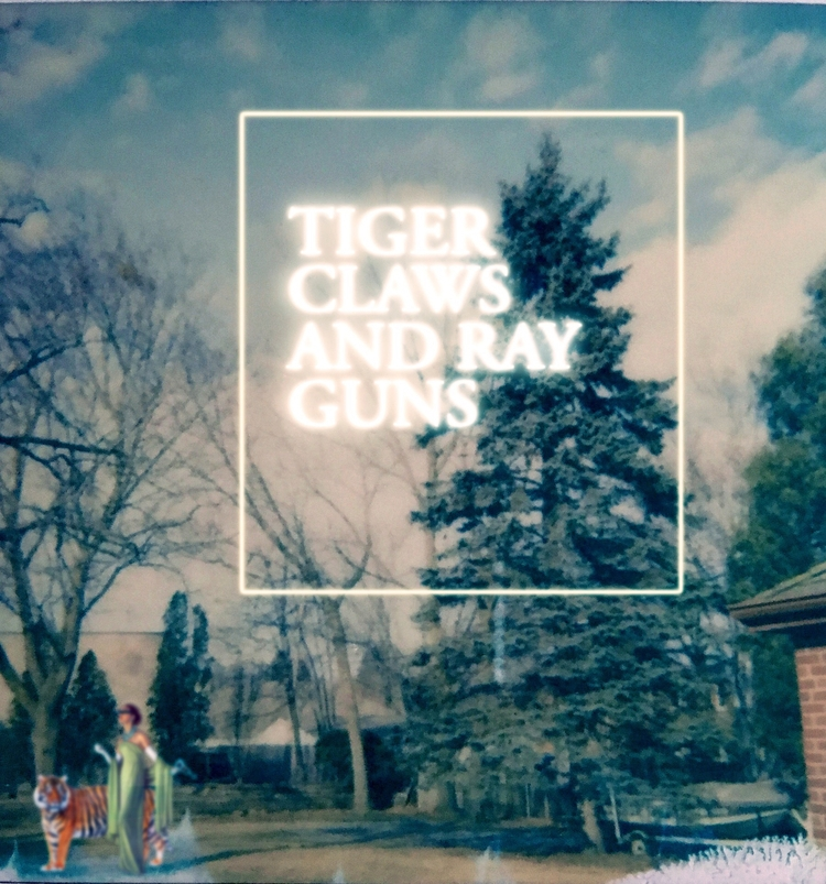 Tiger Claws Ray Guns Saturday N - jkalamarz | ello