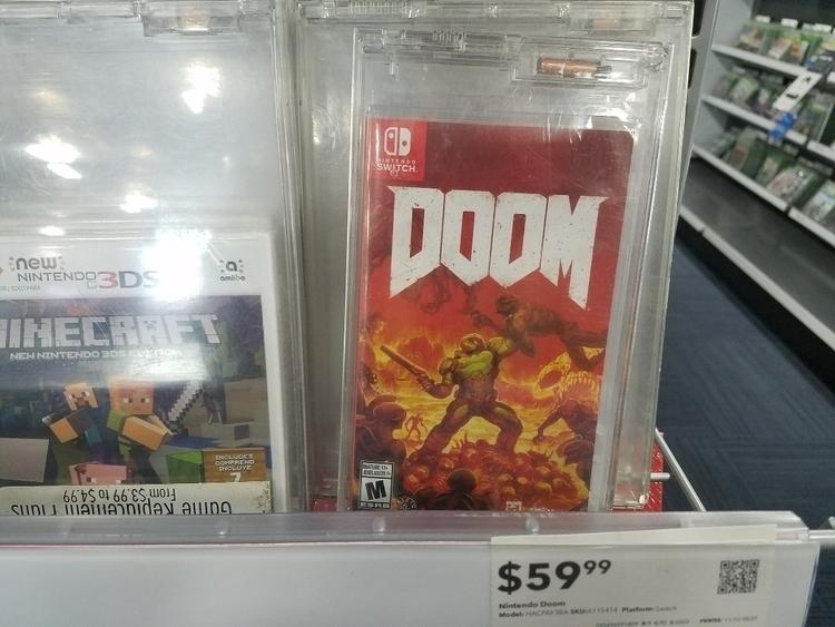 Doom Switch - 8bitcentral   ello