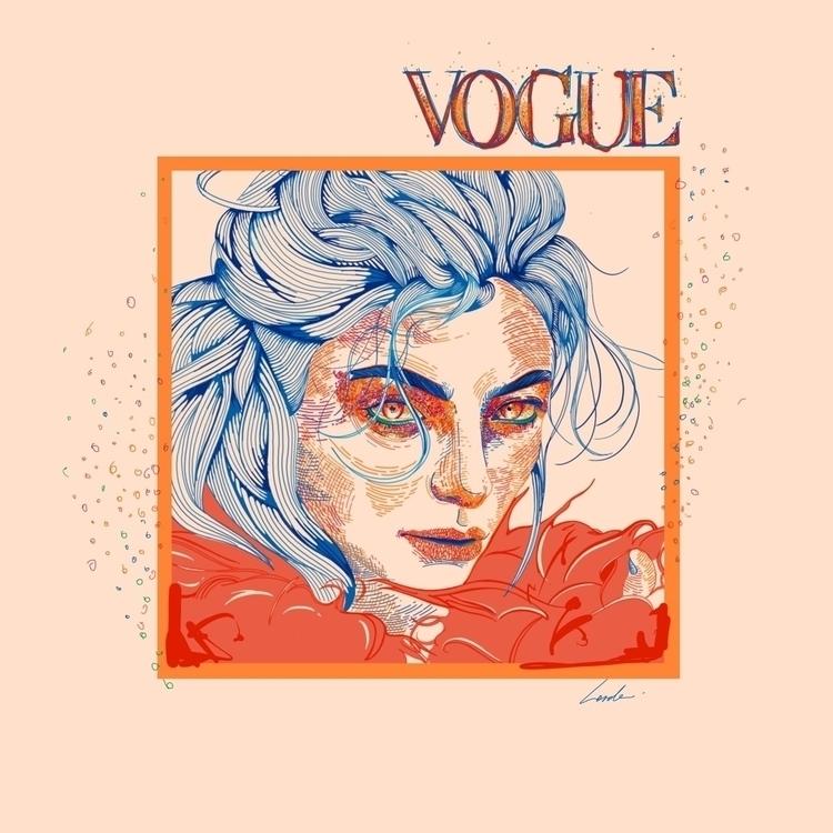 Lorde VOGUE - fmonroyr | ello