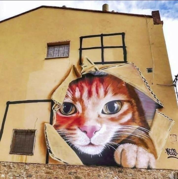 Artist: Jorge Nego - streetartunitedstates | ello
