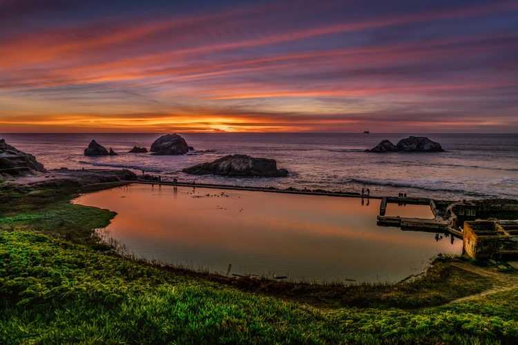 Sutro Baths Lands million photo - rickschwartz | ello