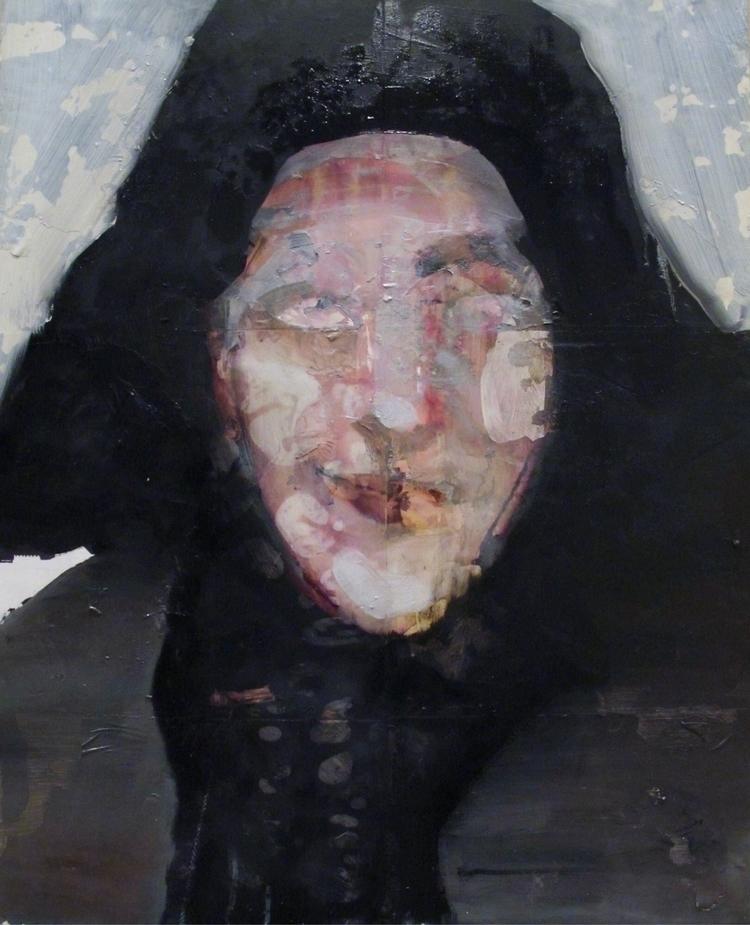 painting, art, portrait, portraitpainting - shucht | ello