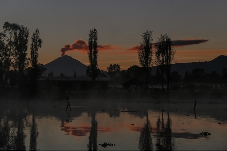 Popocatepetl Active Volcano - hecchap | ello