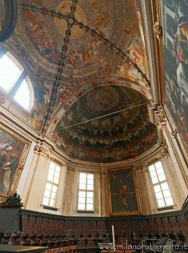 Milan (Italy): Choir Basilica S - milanofotografo | ello