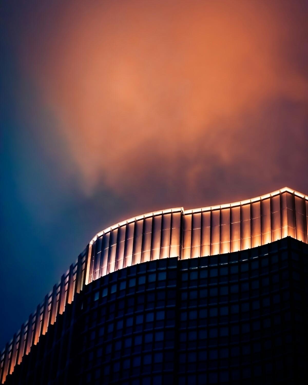 Foggy nights pretty awesome...  - fokality | ello