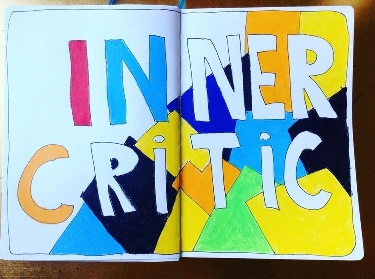 doodles, sketchbook, crayons - anna_bki | ello