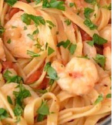 Spicy Seafood Pasta - Recipes, Cooking - recipesbysara | ello