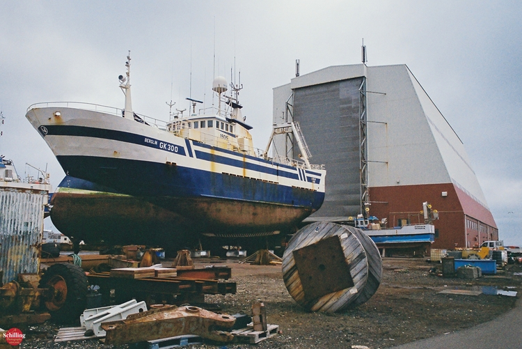 Maintenance; Boatworks Keflavik - augustschilling | ello