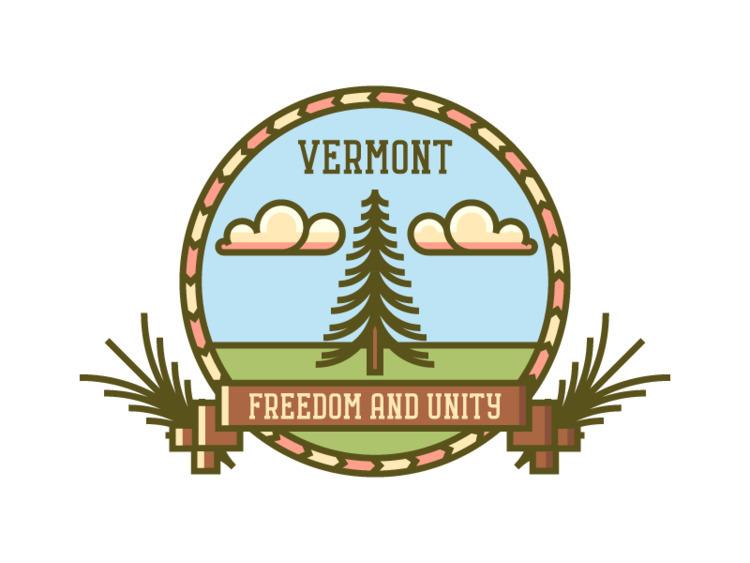 Vermont Crest (266/365 - darumacreative | ello