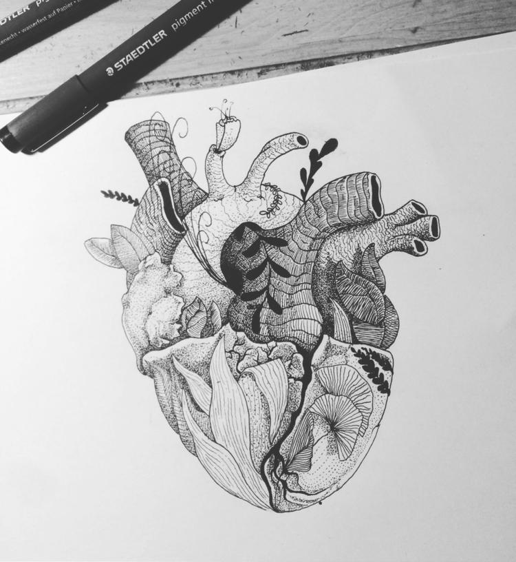 15 minute drawing today! ;) sat - massimorinaldi27 | ello