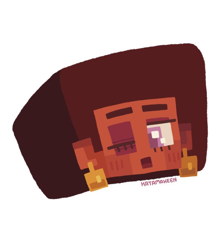 afro,, illustration - katamaheen | ello
