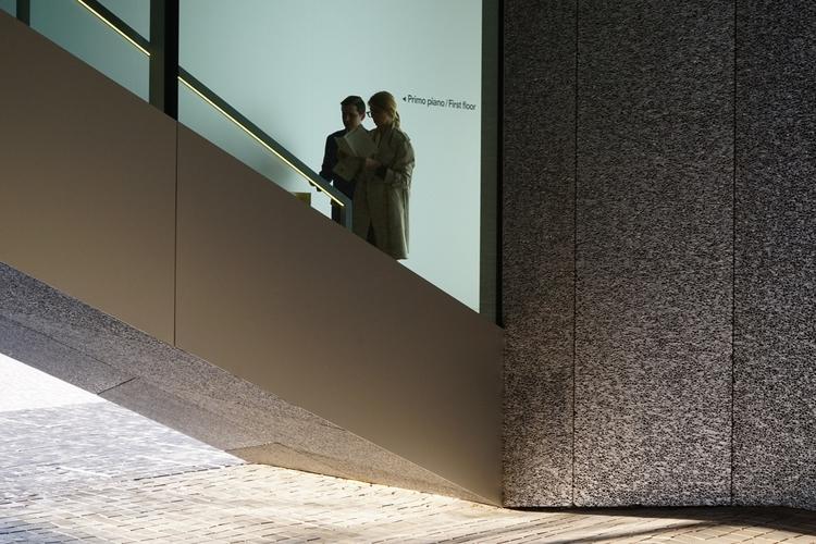 Edward Hopper(ish - Milan, fondazioneprada - gamblersfallacy | ello