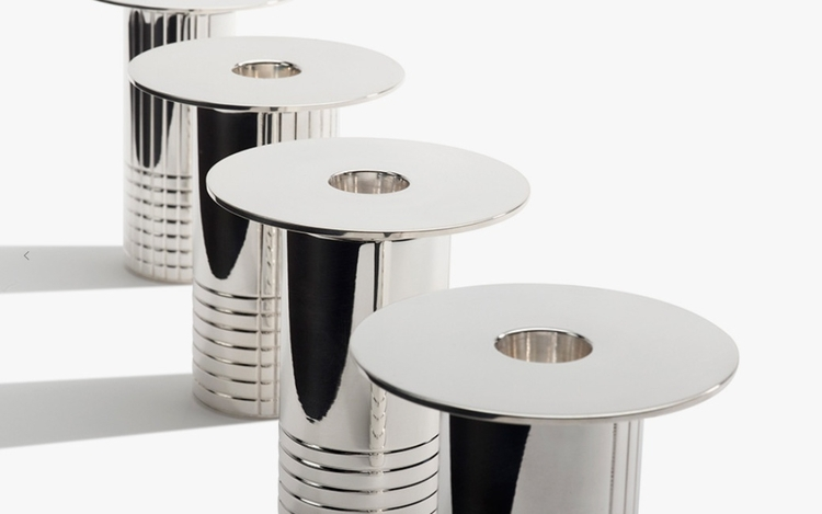 SILVER PLATED Design: Richard M - minimalist | ello