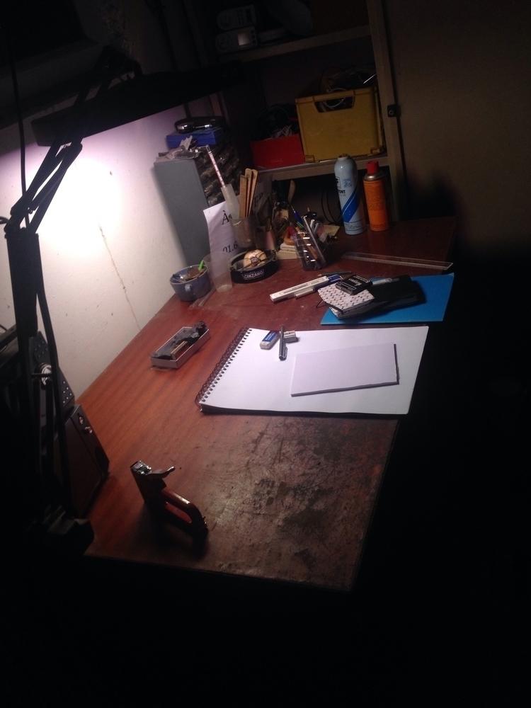 studio,, life,, art - quidamnesia | ello