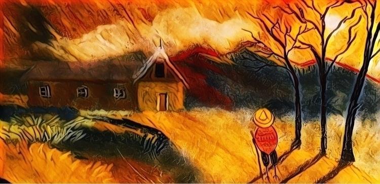 Juan Crow art Tammy Tinch - crows - silverf0x   ello