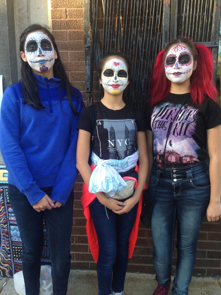 Day Dead - Pilsen, Chicago, DayoftheDead - davidjdeal | ello