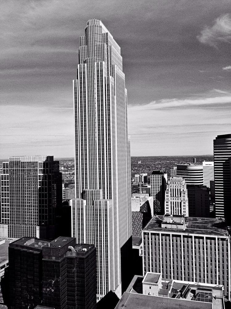 Wells Fargo Building - Architecture - davidjdeal | ello