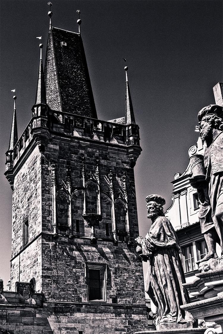 karlsbridge, prague, Karlsbrücke - stephanepictures   ello