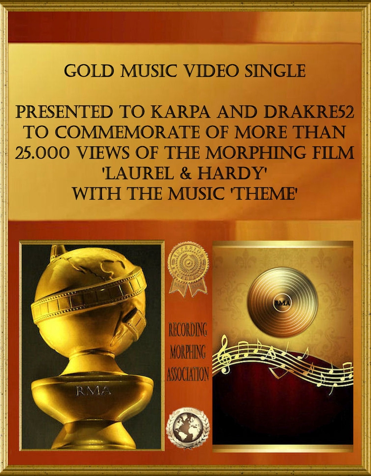 Laurel Hardy Morphing. viewers  - drakre52 | ello