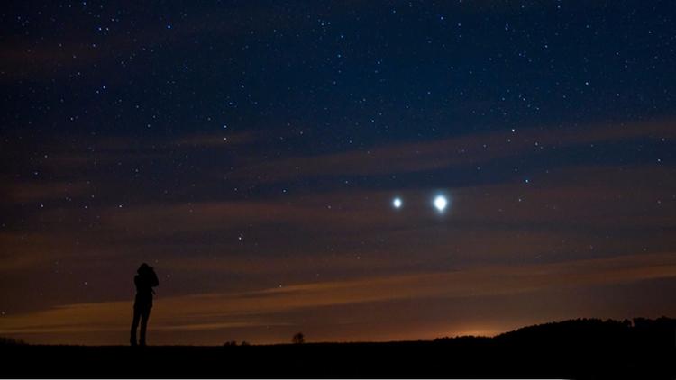 Venus Júpiter se alzarán juntos - codigooculto | ello