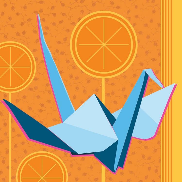 Blue Crane - lindzaywhimzay | ello